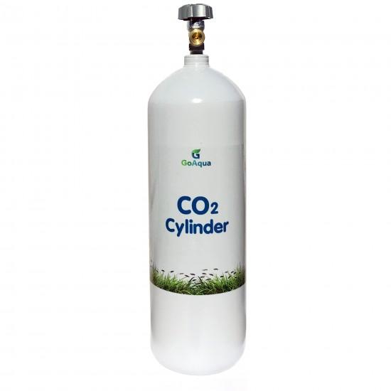 Баллон для СО2 стальной 5 литров W21.8