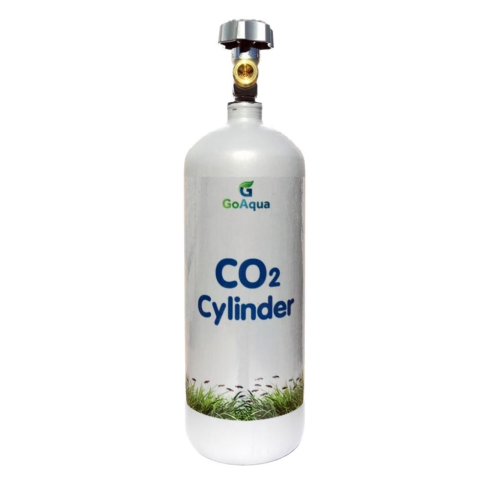 Баллон для СО2 стальной 2 литра W21.8