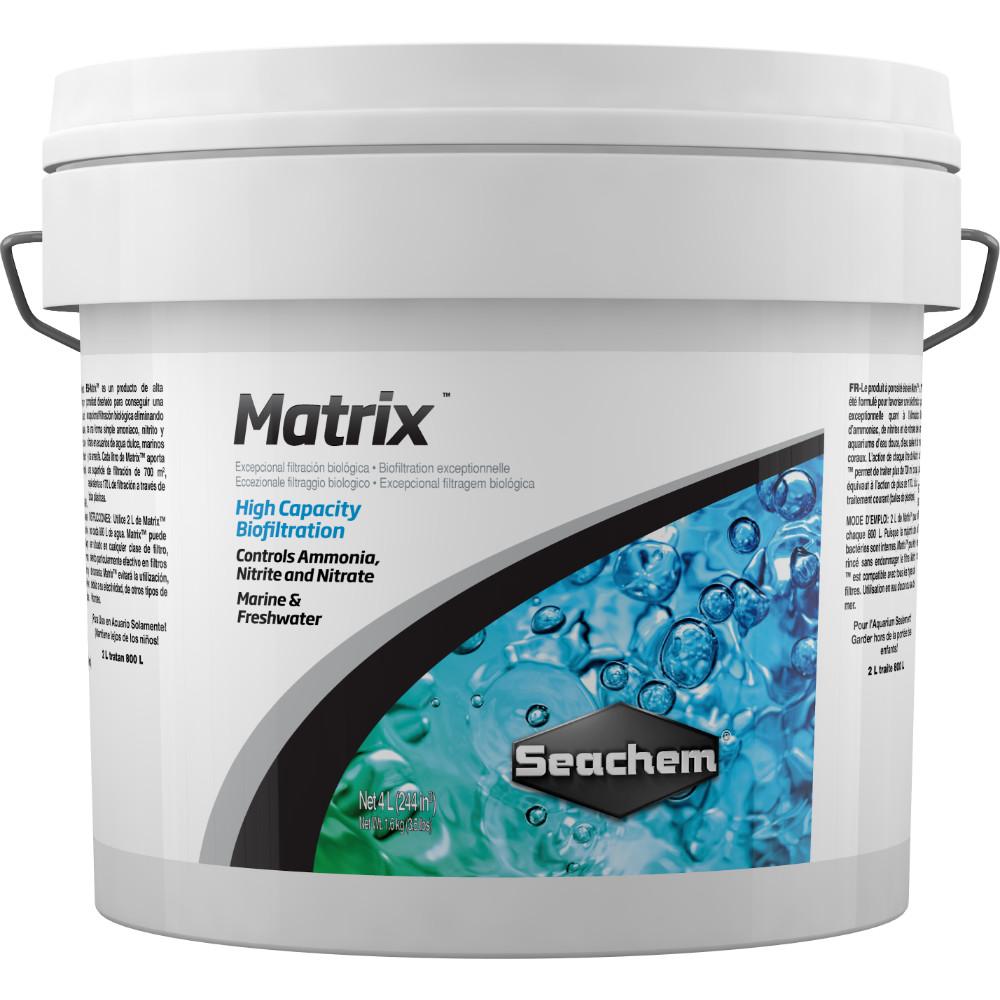 Наполнитель Seachem Matrix 20 л
