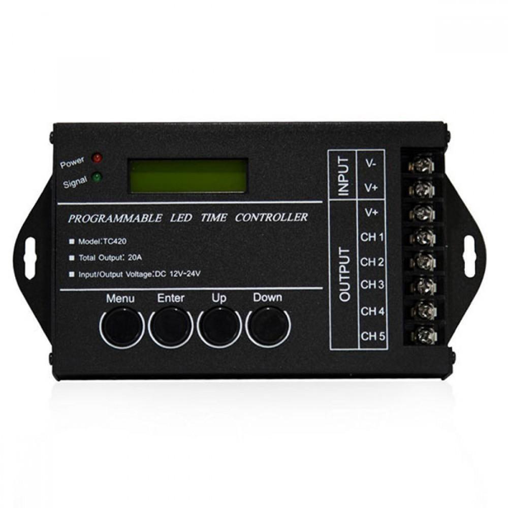 LED контроллер TC420