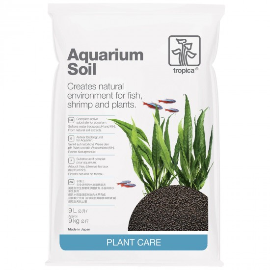 Питательный грунт Tropica Aquarium Soil 9 л