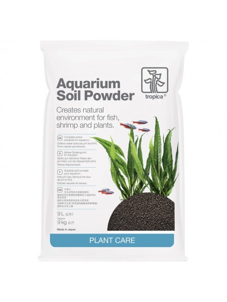 Питательный грунт Tropica Aquarium Soil Powder 9 л