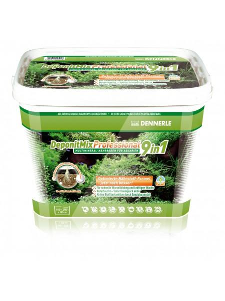 Питательный субстрат Dennerle DeponitMix Professional 9in1 9,6 кг