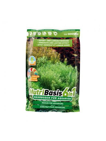 Питательный субстрат Dennerle NutriBasis 6in1 2,4 кг