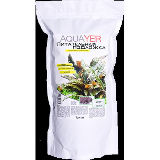 Питательная подложка Aquayer 3л