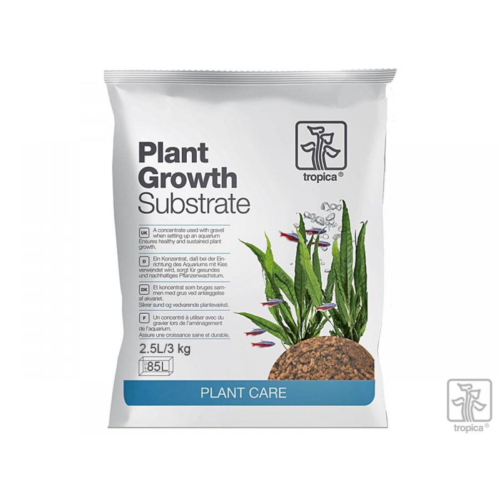 Питательный грунт Tropica Plant Growth Substrate 2,5 л
