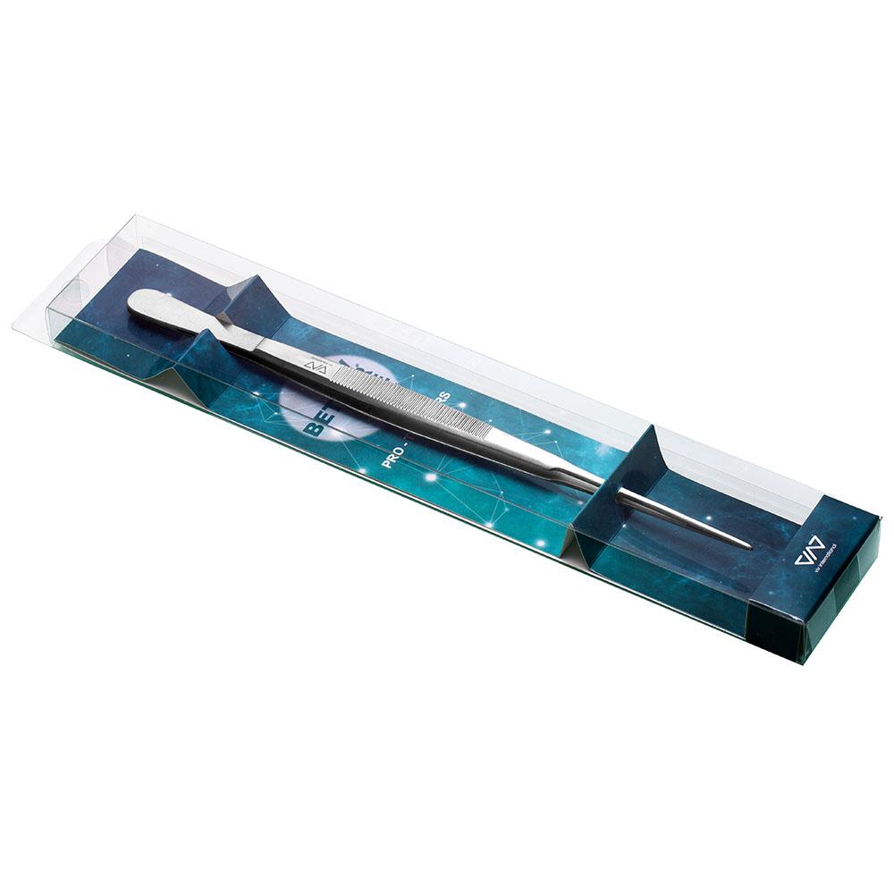 Пинцет прямой VIV Pro-Tweezers L
