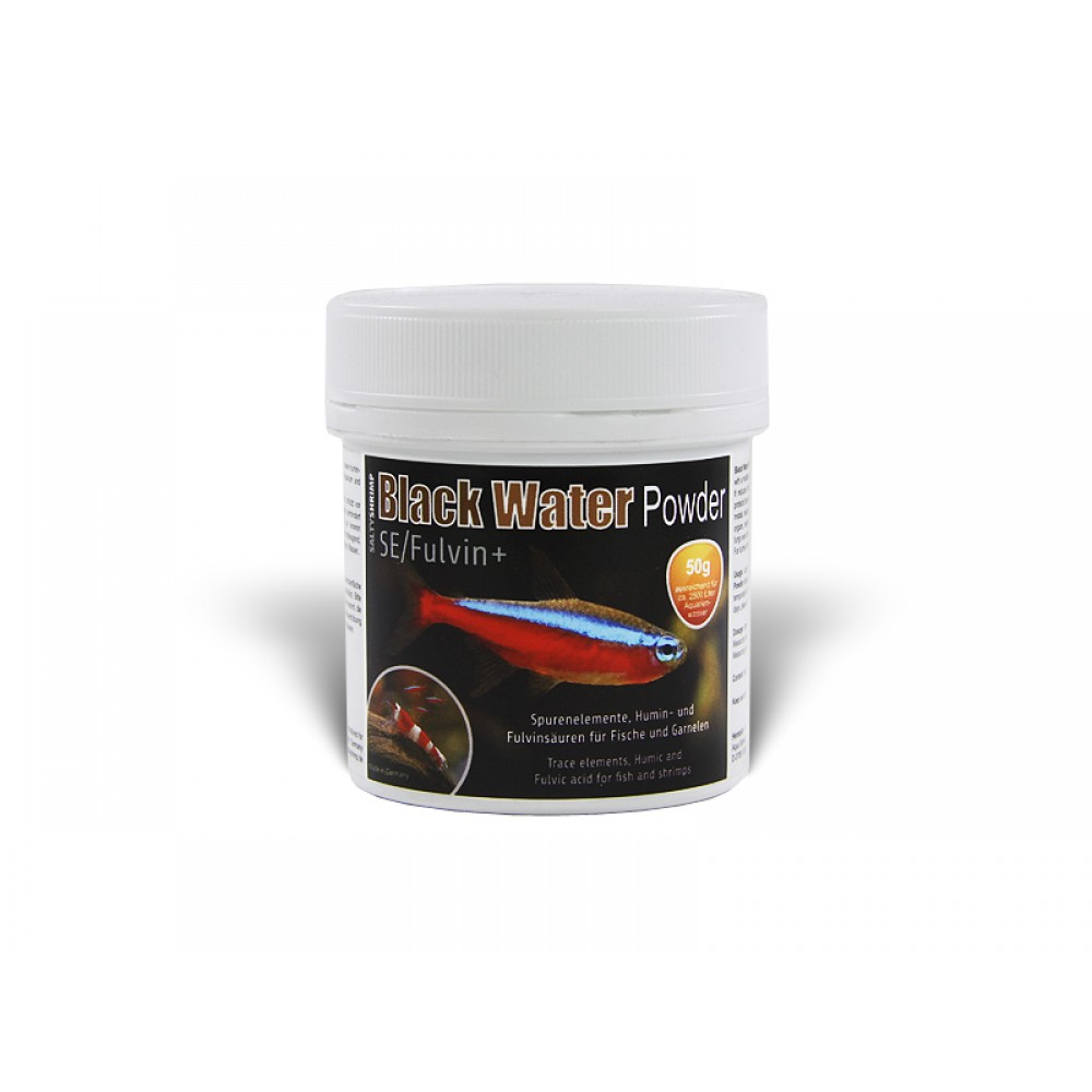 Минеральная добавка Black Water Powder - SE/Fulvin+, 50g