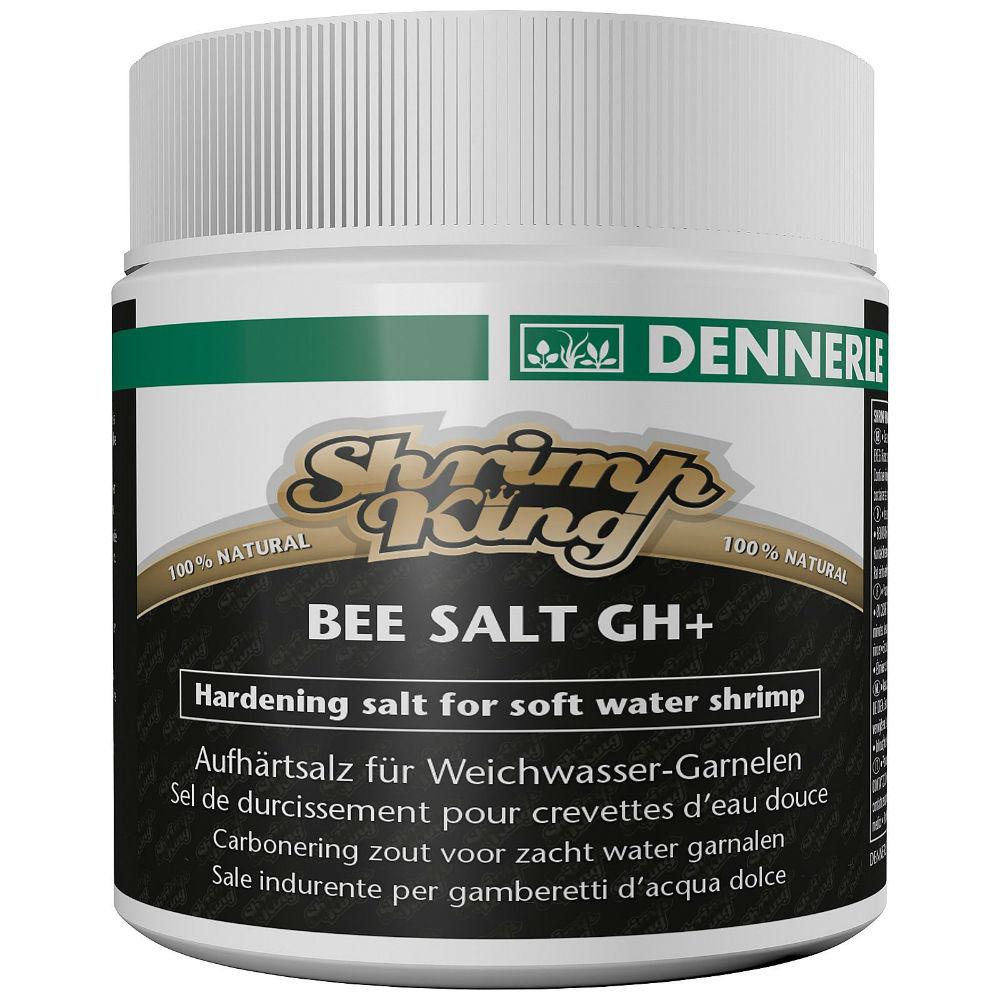 Минеральная соль Dennerle Shrimp King Bee Salt GH+ 200 г