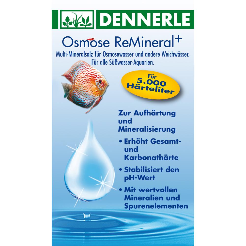 Минеральная соль Dennerle Osmose ReMineral+ 250 г
