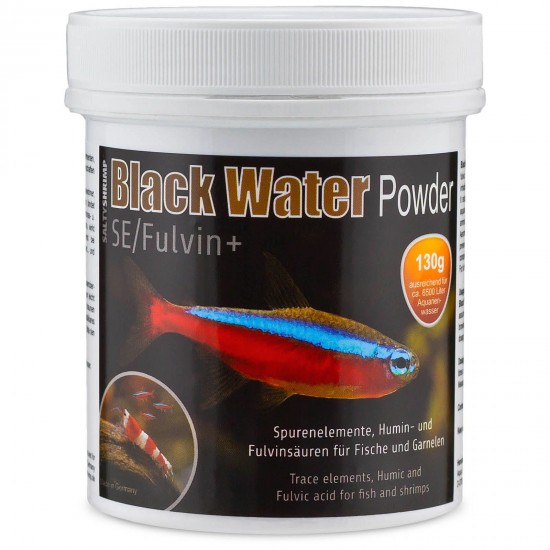 Минеральная добавка Black Water Powder - SE/Fulvin+, 130g