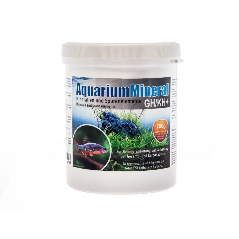 Минеральная соль SaltyShrimp Aquarium Mineral GH/KH+, 750g