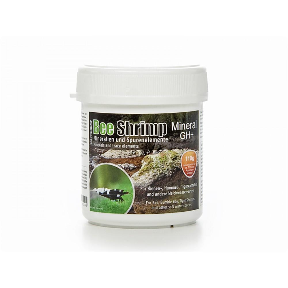 Минеральная соль SaltyShrimp Bee Shrimp Mineral GH+, 110g