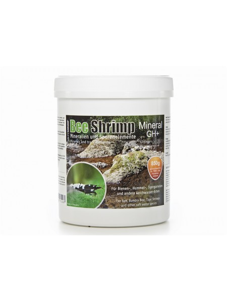 Минеральная соль SaltyShrimp Bee Shrimp Mineral GH+, 850g