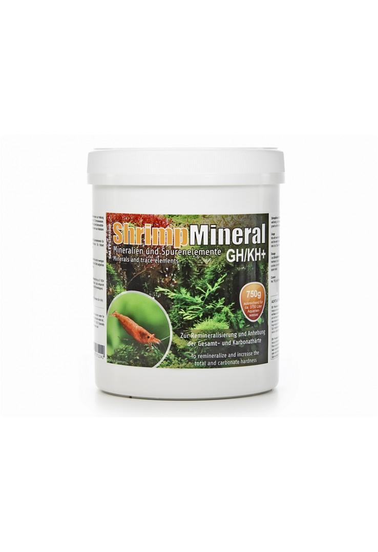 Минеральная соль SaltyShrimp Shrimp Mineral GH/KH+, 750g