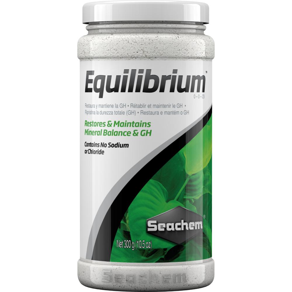 Минеральная соль Seachem Equilibrium 300 г