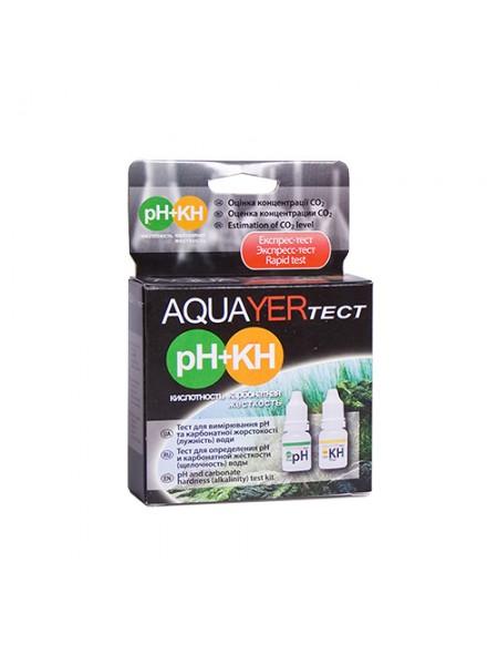 Тест pH+KH Aquayer