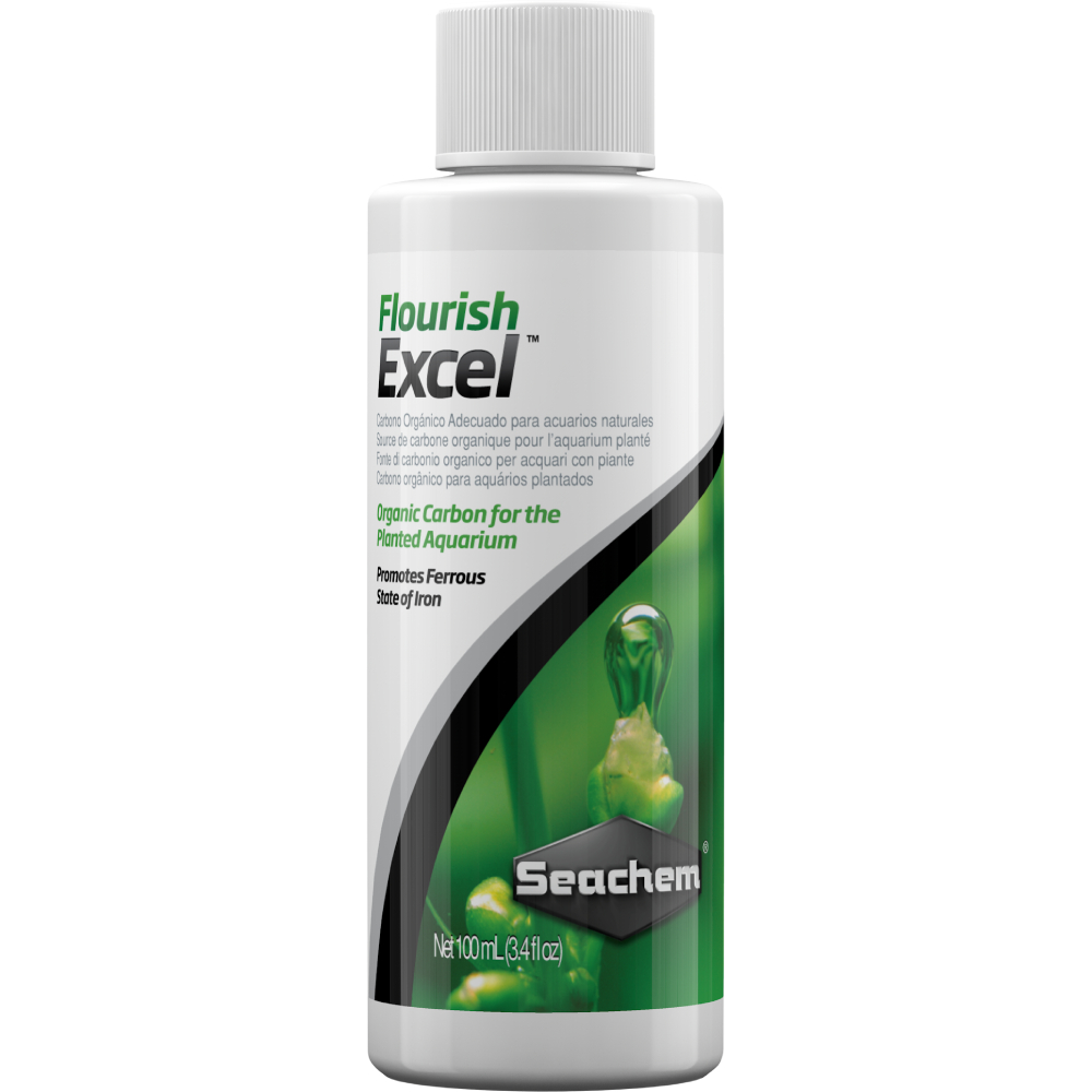 Биоуглерод Seachem Flourish Excel 100 мл