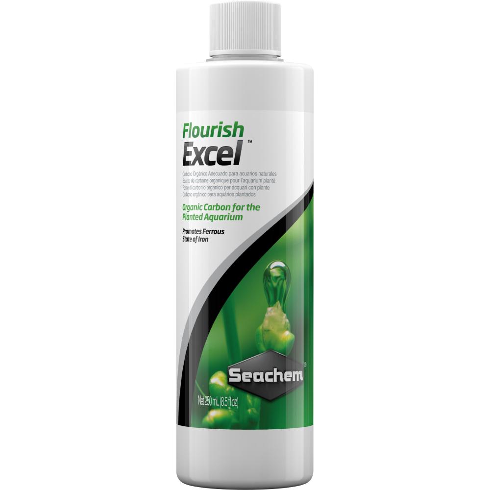 Биоуглерод Seachem Flourish Excel 250 мл