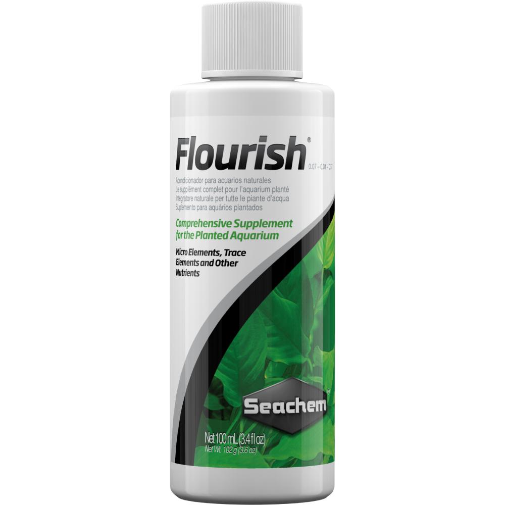 Удобрение Seachem Flourish 100 мл
