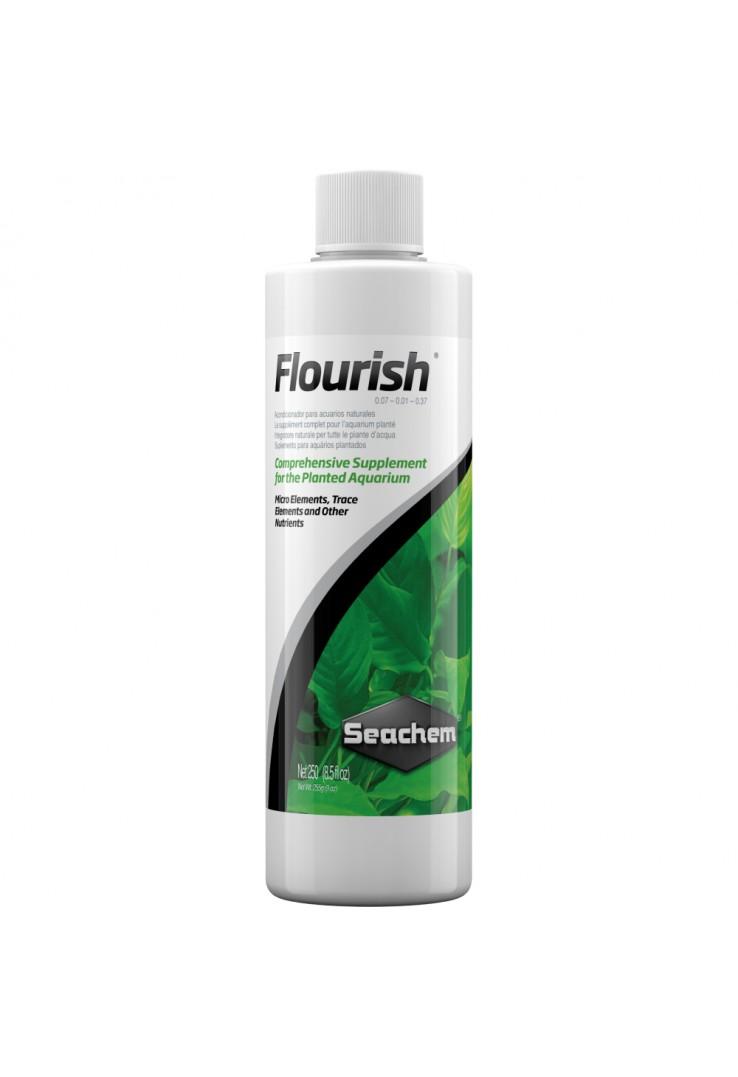 Удобрение Seachem Flourish 250 мл