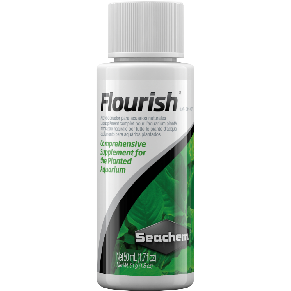 Удобрение Seachem Flourish 50 мл