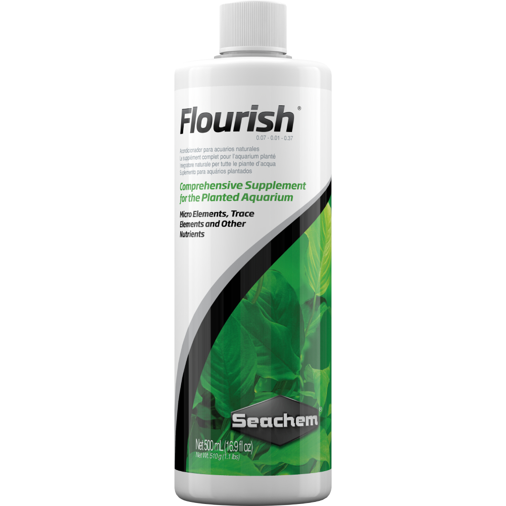 Удобрение Seachem Flourish 500 мл