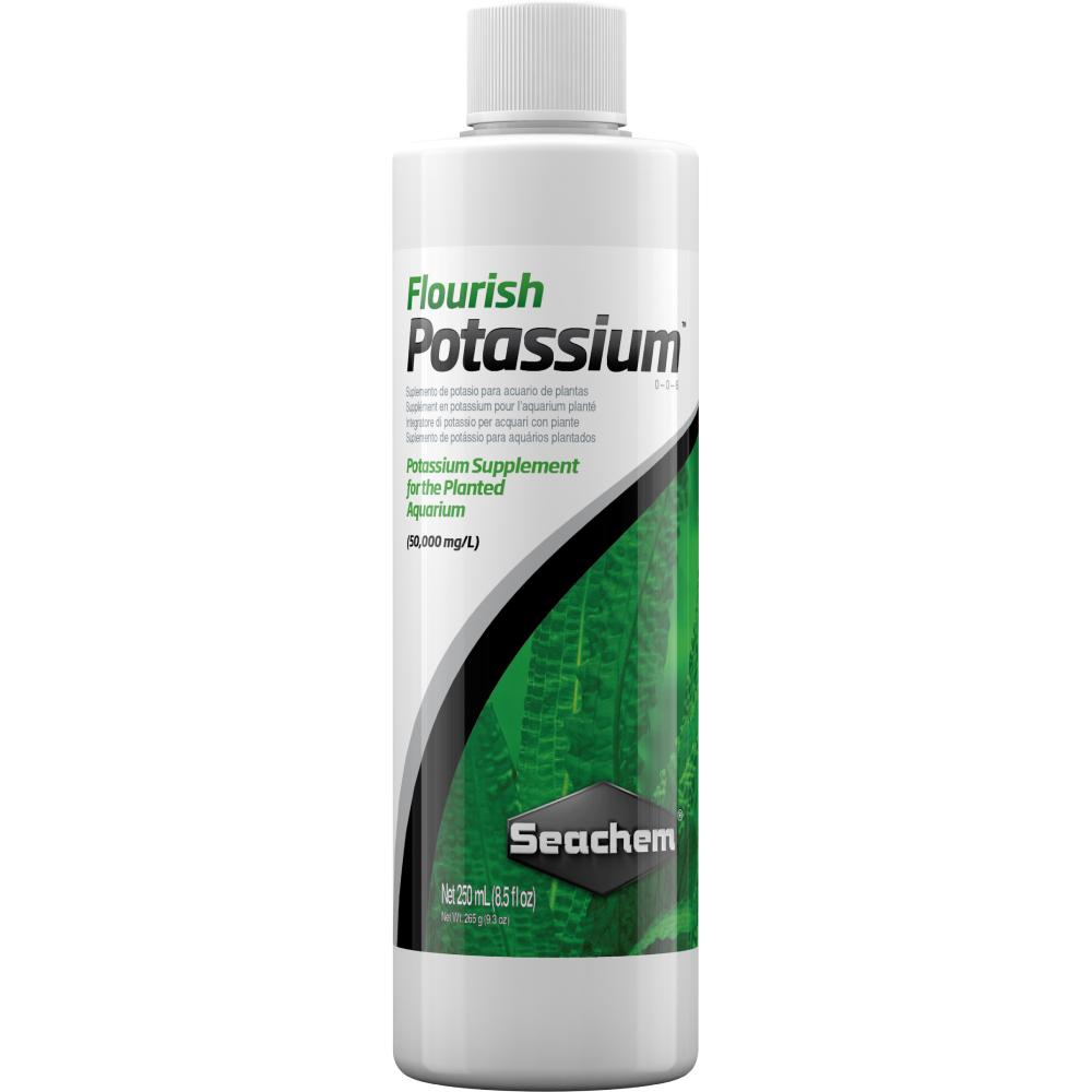 Удобрение Seachem Flourish Potassium 250 мл