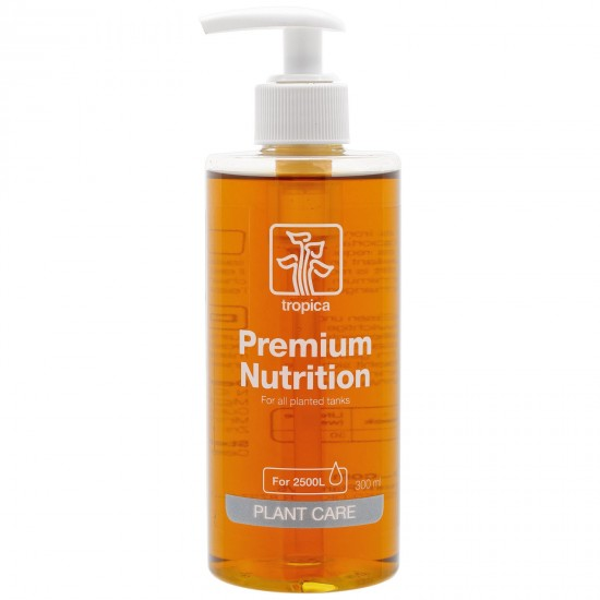 Удобрение Tropica Premium Nutrition 300 мл