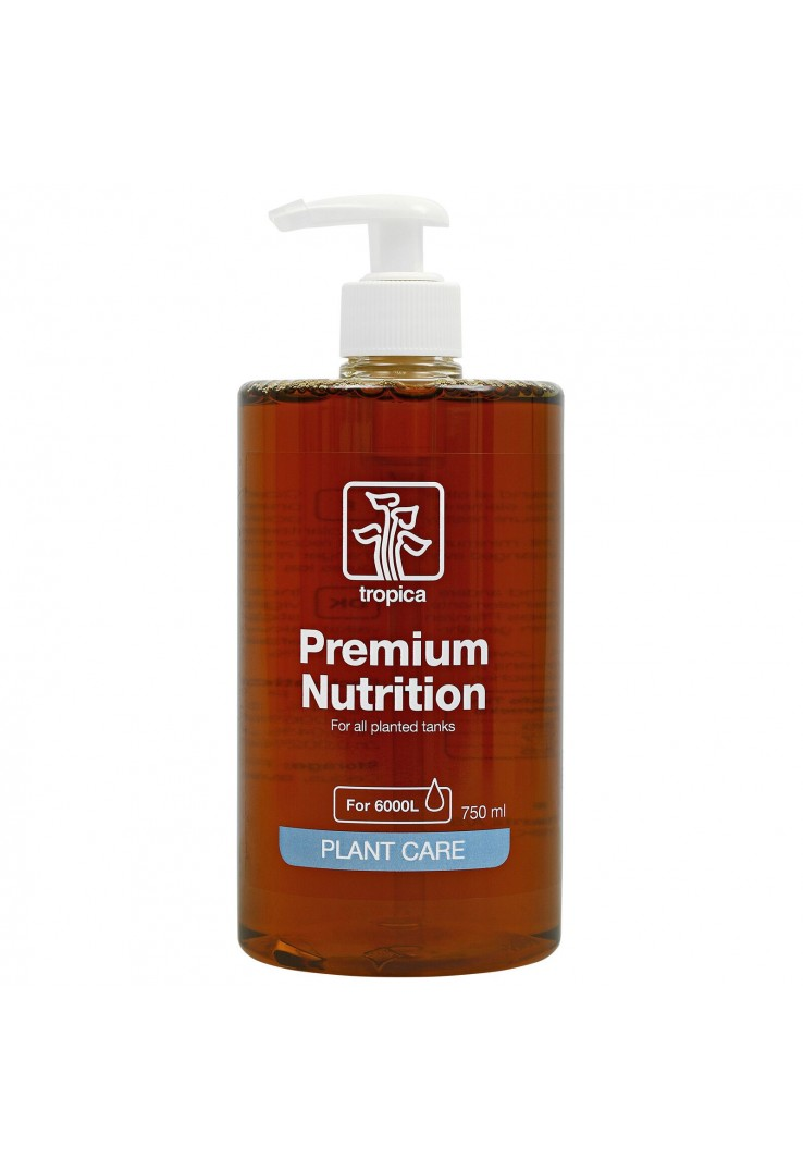 Удобрение Tropica Premium Nutrition 750 мл